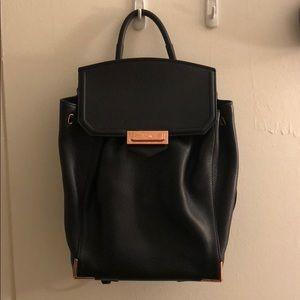 Alexander Wang Prisma backpack (black/rose gold)